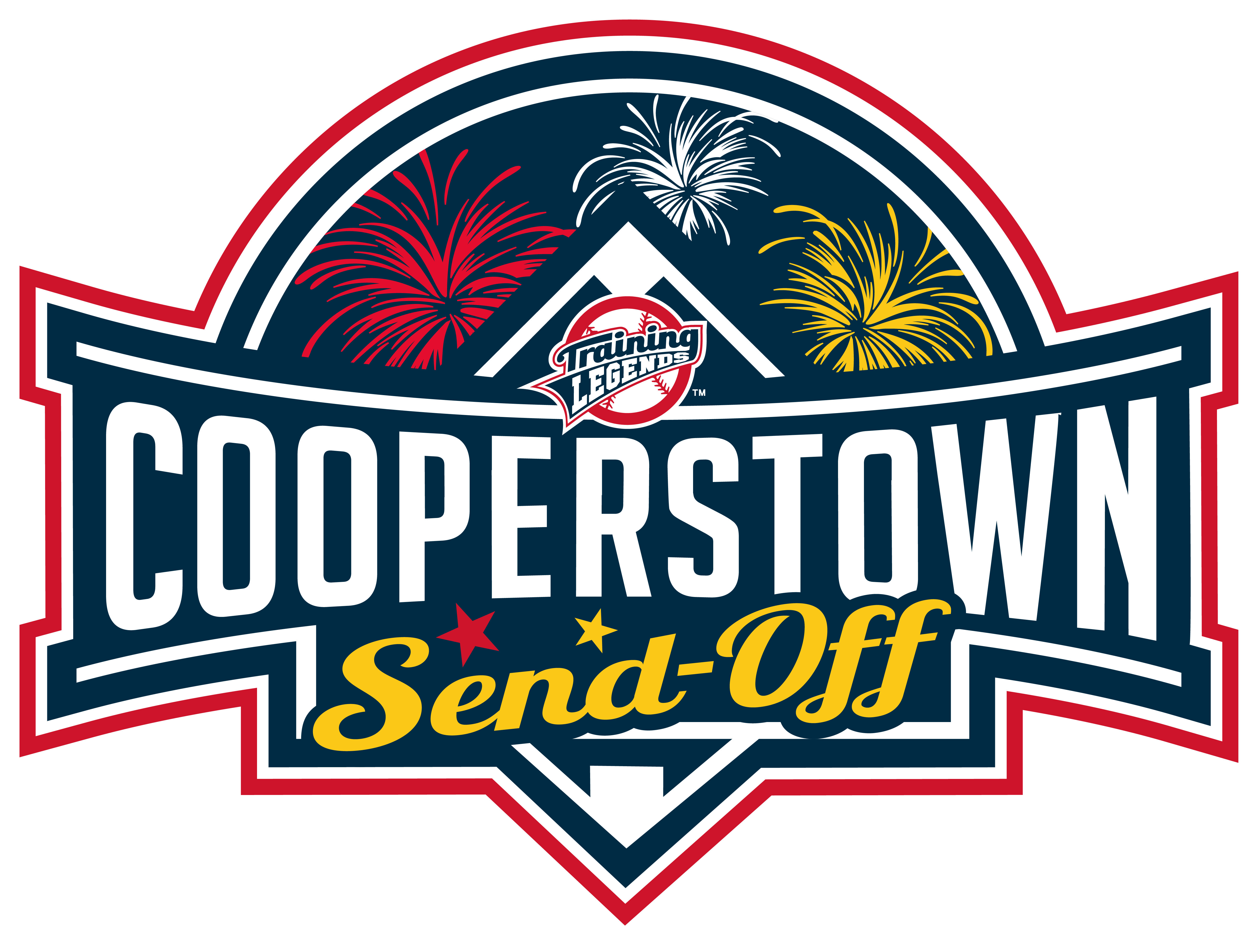 Cooperstown Send-Off: (12U) (JUMBO Rings) COOPERSTOWN SERIES